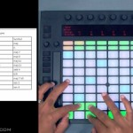 Using numbers and formulas to play chords on Push