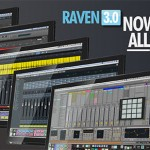 The Slate RAVEN works with Ableton Live now
