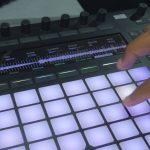 Live 9.7 New Beat & Region Slicing Options for Push 2